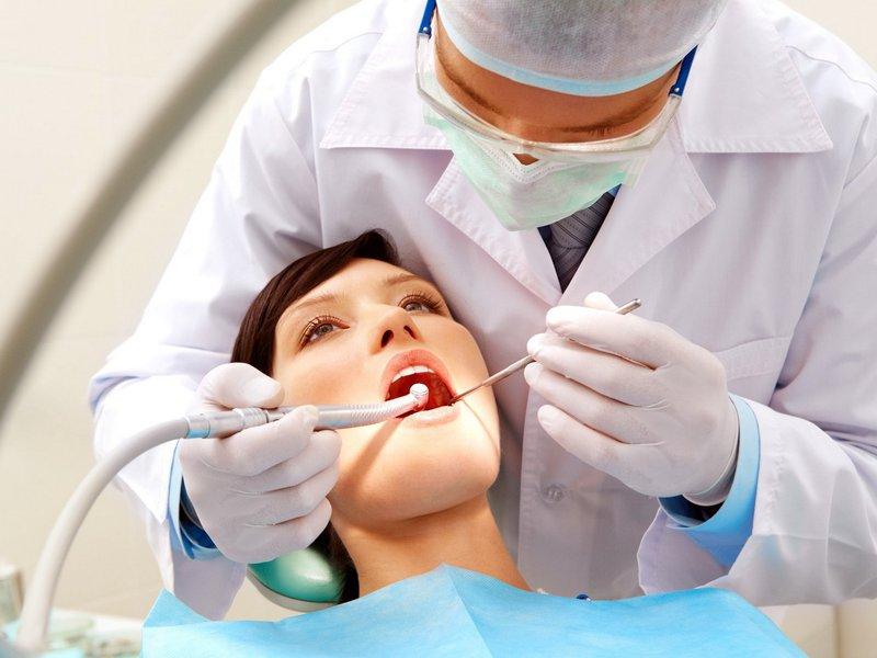 آماده سازی پروتز دندانی