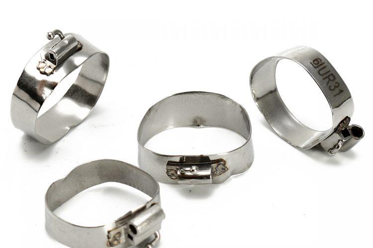 کلینیک دندانپزشکی آرکا - بندهای فلزی ارتودنسی