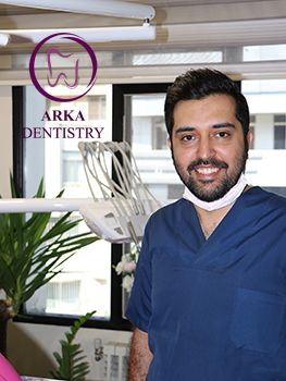 کلینیک دندانپزشکی آرکا - دکتر محمد جواد امیدواری