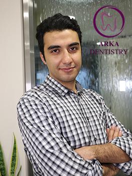 کلینیک دندانپزشکی آرکا - دکتر نریمان نیک پرتو