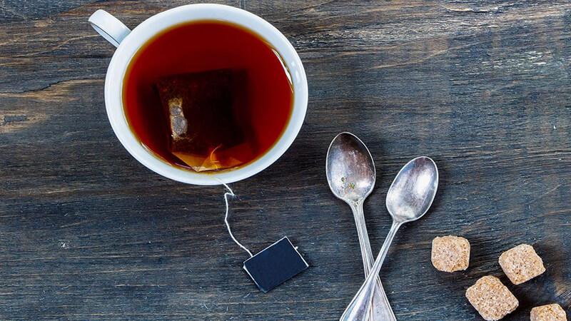 درمان خانگی دندان درد - چای نعناع