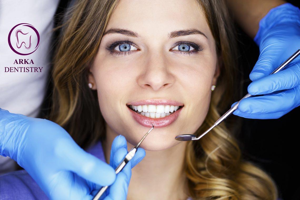 کلینیک دندانپزشکی آرکا-صفحه اصلی