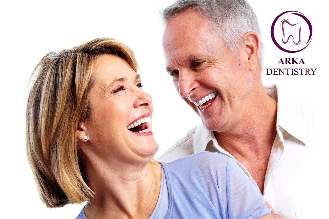 کلینیک دندانپزشکی آرکا-پیشنهادات ویژه