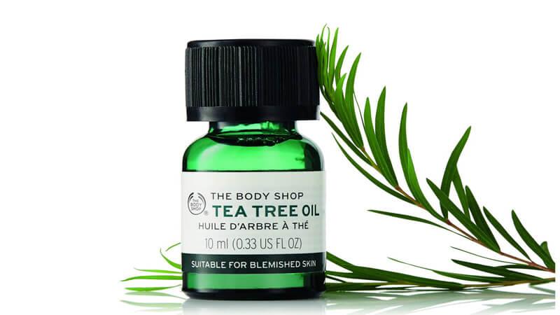 رفع بوی بد دهان - روغن درخت چای