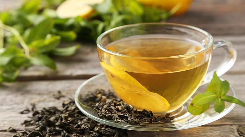 درمان پوسیدگی دندان - چای