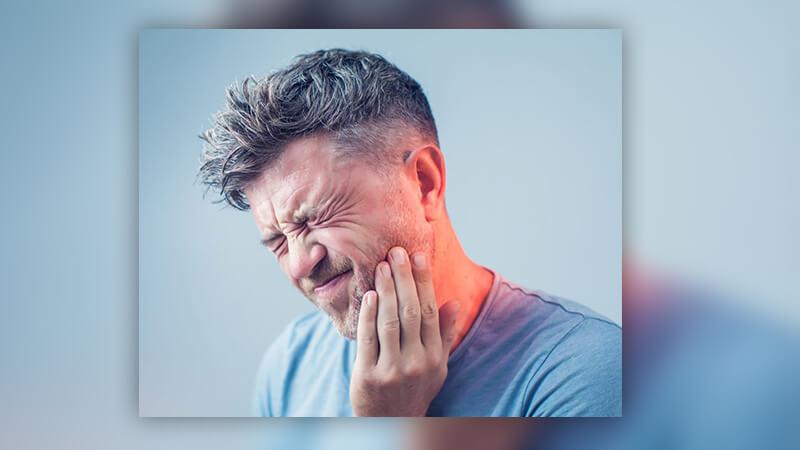 کشیدن دندان عقل - تماس با دندانپزشک