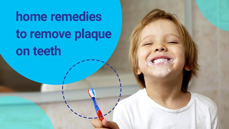 از بین بردن پلاک دندان با ۱۱ روش خانگی