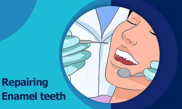 تقویت مینای دندان با ۱۲ راهکار کاربردی