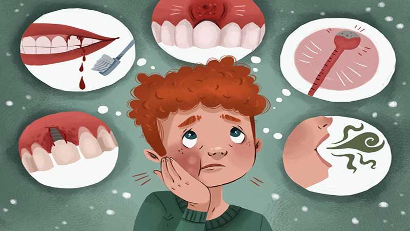 تشخیص عفونت ایمپلنت دندان