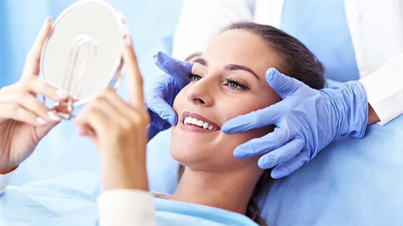 مراحل کامپوزیت دندان