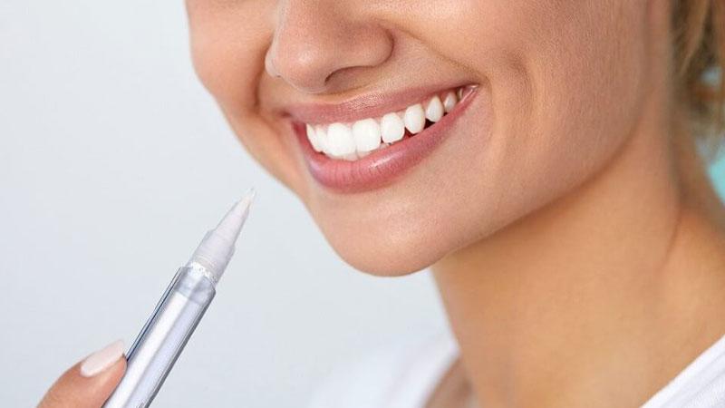 عملکرد لاک سفید کننده دندان به چه صورت است؟